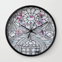 Ink Printer Wall Clock
