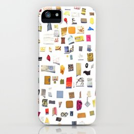 Out of Merely Not Nothing iPhone Case