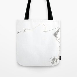 Cat Silhouette 02 Tote Bag