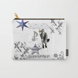 Musical Titan - Sammy Davis Jr. Carry-All Pouch