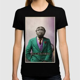 Bradley was a Young Gorilla with BIG Dreams T-shirt