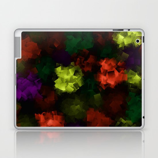 Explosions Laptop & iPad Skin