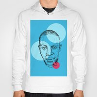 robert farkas Hoodies featuring Robert Johnson by mr.defeo