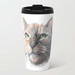 Daisy the Cat Travel Mug