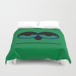 Mister Green Duvet Cover