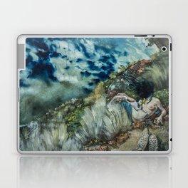 Leda and the Swan? Laptop & iPad Skin