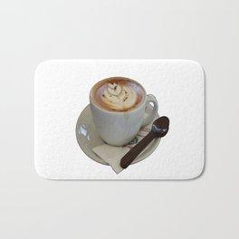Americano Coffee Vector Bath Mat