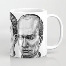 Lenin Stalin Putin Coffee Mug