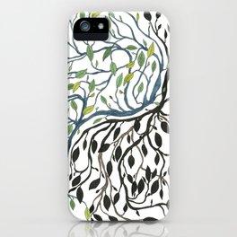 Yin, Yang iPhone Case
