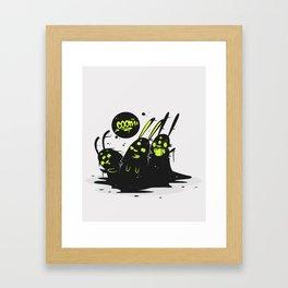 Mud Framed Art Print