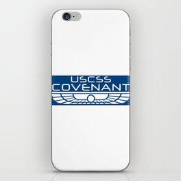 USCSS Covenant : Aliien iPhone Skin