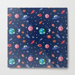 space adventures Metal Print