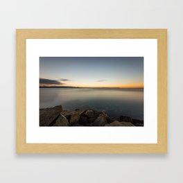 Discovery Park Framed Art Print