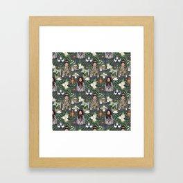 Hygge Framed Art Print