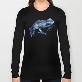 Poison Dart Frog Long Sleeve T-shirt
