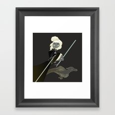 chevalier Framed Art Print