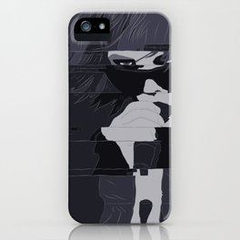 Alice Glass / Crystal Castles iPhone Case