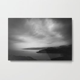 by the loch Metal Print