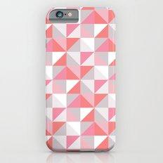 Peach Geometric; iPhone 6s Slim Case