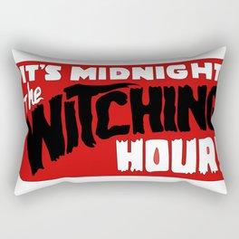 That time of night Rectangular Pillow
