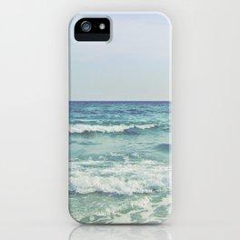 Ocean Crashing Waves iPhone Case