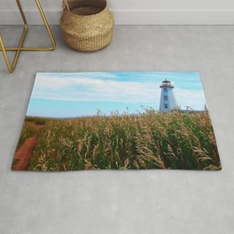 Lighthouse Path Rug