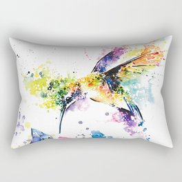 Hummingbird 2 Rectangular Pillow