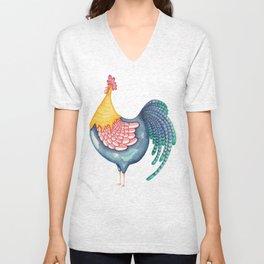 Gala Rooster Unisex V-Neck