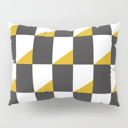Retro Pattern - New York Pillow Sham