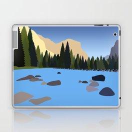 Yosemite Illustration Laptop & iPad Skin