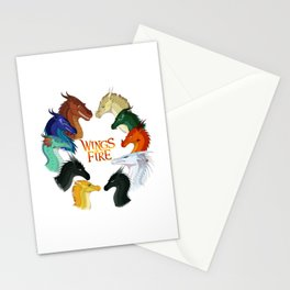 Wings of Fire - All Together Stationery Cards