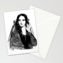 """Beatrice from """"Much Ado About Nothing"""" Stationery Cards"""