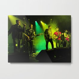 The Almighty Defenders at Irving Plaza, NYC, 09-30-2014 Metal Print