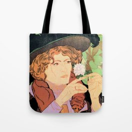 Art Nouveau Expo Salon des Cent Paris Tote Bag