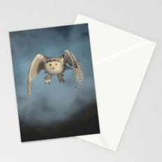 From the mist cometh mystery Stationery Cards