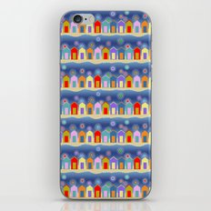 Evenings at the shore iPhone & iPod Skin