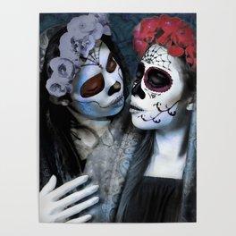 Beso de la Muerta Poster