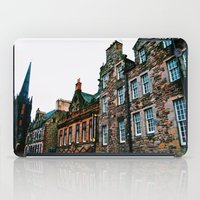scotland iPad Cases featuring Scotland Stones  by Lauren Fobes