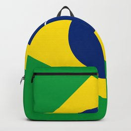 Team Brazil #brasil #selecao #bresil #brazil #russia #football #worldcup #soccer #fan #worldcup2018 Backpack