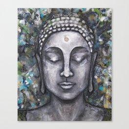 Buddha no.2 Canvas Print
