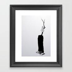 home sweet home 02 Framed Art Print