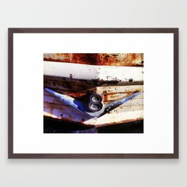 Have you had your V8 today? Framed Art Print