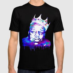 Notorious Black 2X-LARGE Mens Fitted Tee