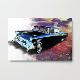 1955 Studebaker President Metal Print