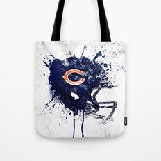 Bear Down Tote Bag