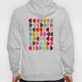 Geometric in Bright Fall Colors Hoody
