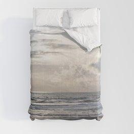 Silver Scene ~ Paint Daubs Effect Comforters