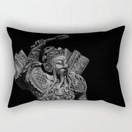 Dawn Warrior Rectangular Pillow
