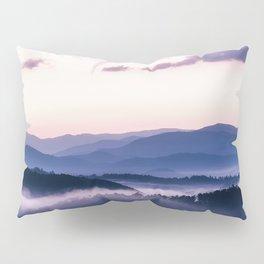 Ultra Violet Lights Pillow Sham