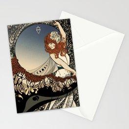 BIG, BLUE, BEAUTIFUL Stationery Cards